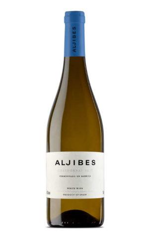 Aljibes Chardonnay fermentado en barrica