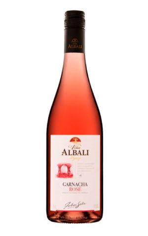 Viña Albali Garnacha Rosé rosado