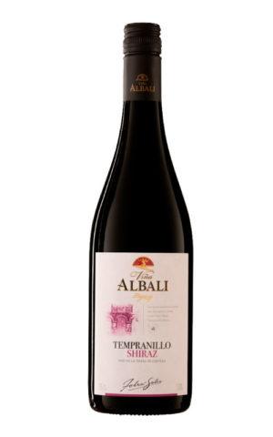 Viña Albali Tempranillo-Shiraz tinto