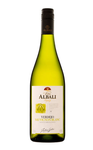 Viña Albali Verdejo-Sauvignon Blanc blanco